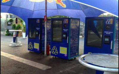 Ação Triciclo e Red Bull em Goiânia/GO!